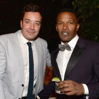 Jimmy Fallon, Jamie Foxx