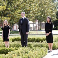 King Felipe VI, Queen Letizia, Leonor Princess of Asturias, Infanta Sofia