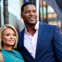 TKelly Ripa Michael Strahan