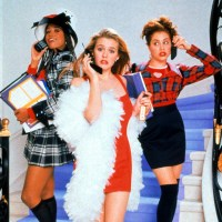 Stacey Dash, Alicia Silverstone, Brittany Murphy, Clueless