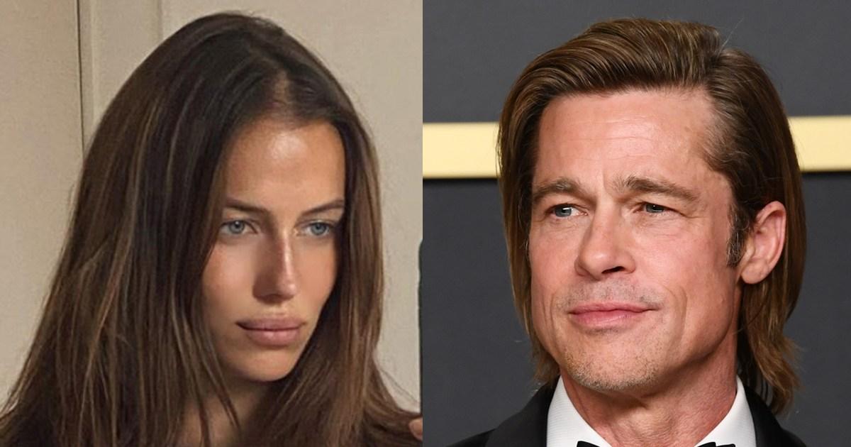 Brad Pitt And Girlfriend Split Report Wonderwall Com