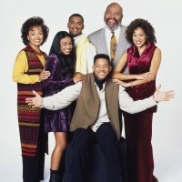 Daphne Maxwell Reid, Tatyana Ali, Alfonso Ribeiro, James Avery, Karyn Parsons, Will Smith, The Fresh Prince of Bel-Air