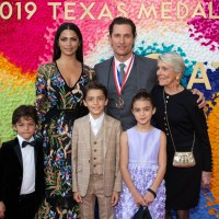 Matthew McConaughey Camila Alves kids