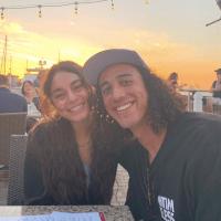 Vanessa Hudgens, boyfriend Cole Tucker