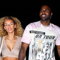 Jason Derulo and Jena Frumes