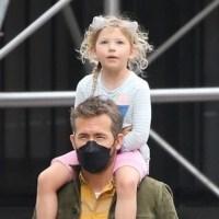 Ryan Reynolds, daughter