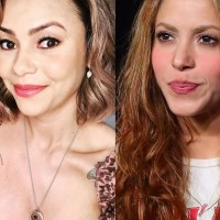 Dani Soares, Shakira look-alikes