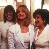 Diane Keaton, Goldie Hawn, Bette Midler, The First Wives Club