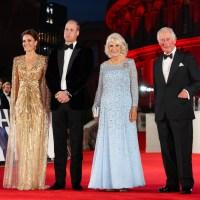 Duchess Kate, Prince William, Camilla, Duchess of Cornwall, Prince Charles