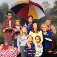 Everybody Loves Raymond cast, Brad Garrett, Monica Horan, Madlyn Sweeten, Sawyer Sweeten, Sullivan Sweeten, Ray Romano, Patricia Heaton, Doris Roberts, Peter Boyle
