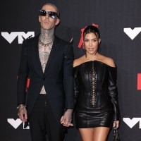 Kourtney Kardashian, Travis Barker, MTV Video Music Awards, VMAs