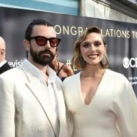 Robbie Arnett and Elizabeth Olsen