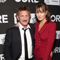 Sean Penn, ex wife Leila George