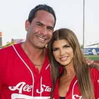 Teresa Giudice and Louie Ruelas