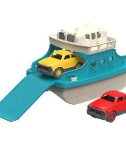 Green Toys- Veerboot met auto's