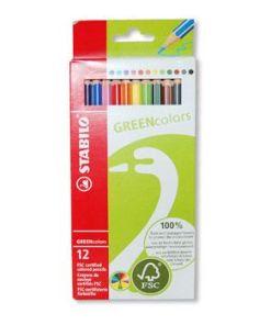 Stabilo Greencolors kleurpotloden