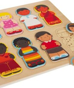 Children of this world - puzzel Legler