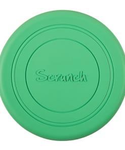 Scrunch frisbee duck egg green, groene frisbee, wonderzolder.nl