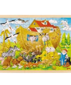 Ark van Noach puzzel Goki-Wonderzolder.nl