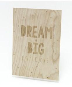 Dream big little one, Beavers Woodland -wonderzolder.nl