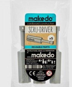 schroevendraaiers -scry-driver Makedo -wonderzolder.nl