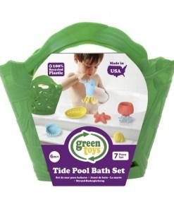 Bad speelset Green Toys, Tide Pool set -wonderzolder.nl