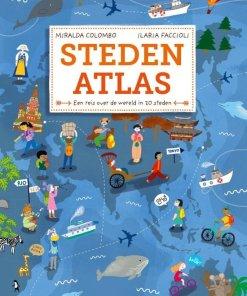 Steden atlas, stedenatlas, zoekboek, wonderzolder.nl
