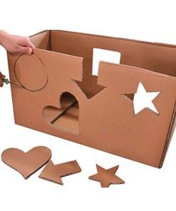 Kartonzaag, Canary, box cutter, wonderzolder.nl