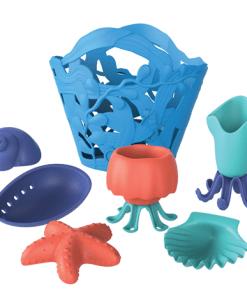 Bad speelset OceanBound, Green Toys, strandspeelgoed, wonderzolder.nl