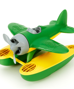 watervliegtuig, Green Toys, zweefvliegtuig, wonderzolder.nl