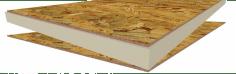 Zwaar geïsoleerd snelbouwsysteem bestaande uit sandwichbouw panelen van PURLIVE