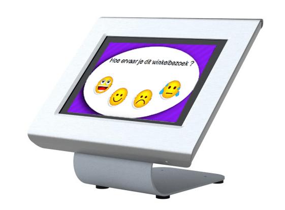 Zijn jouw  bezoekers tevreden ?