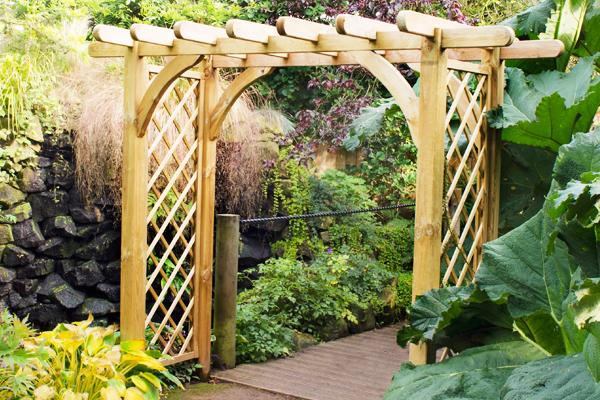 Forest Garden Arches