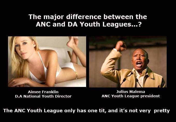 ANCYL vs DA Youth League joke
