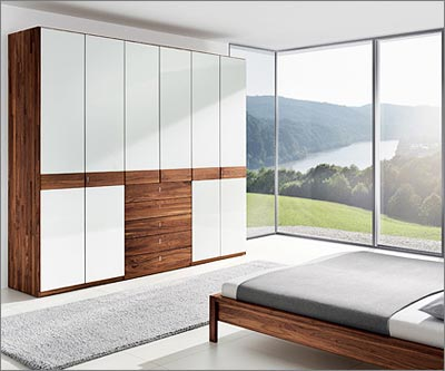 White Wooden Wardrobe Designs A Striking Addition To Any Home