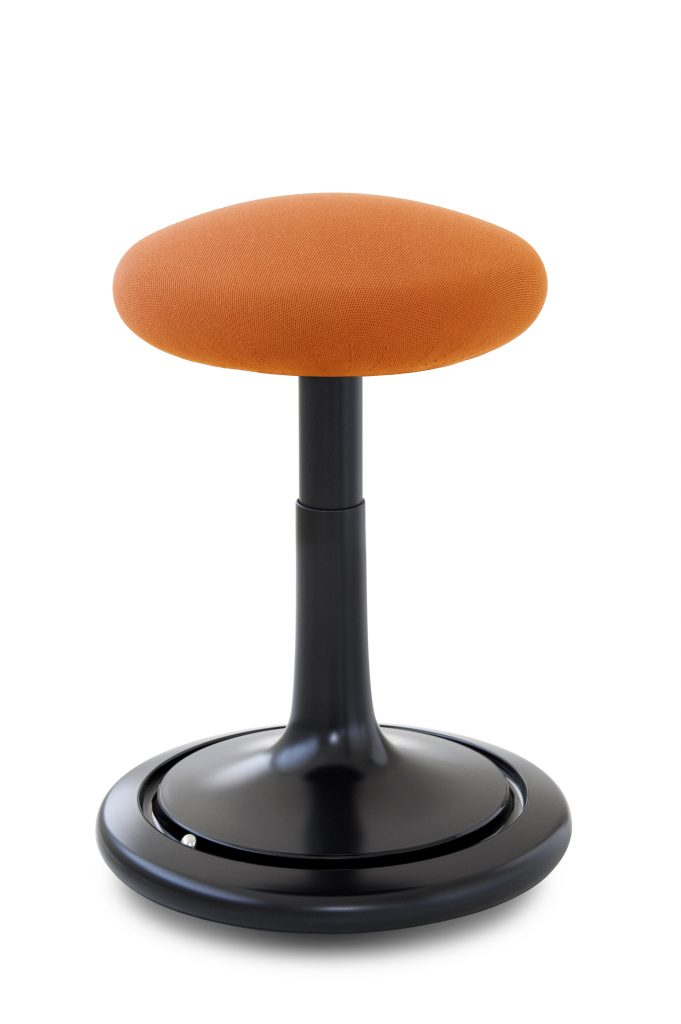 Tabouret Ergonomique Design Assis Debout Assise Active Move