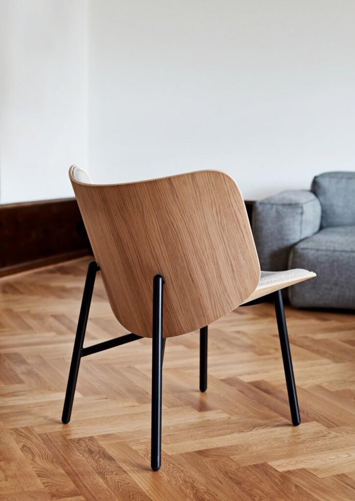 fauteuil design petit format pour