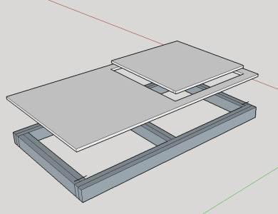 built-in-face-frame-sketchup