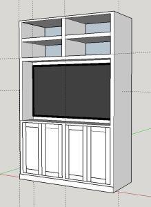 built-in-sketchup