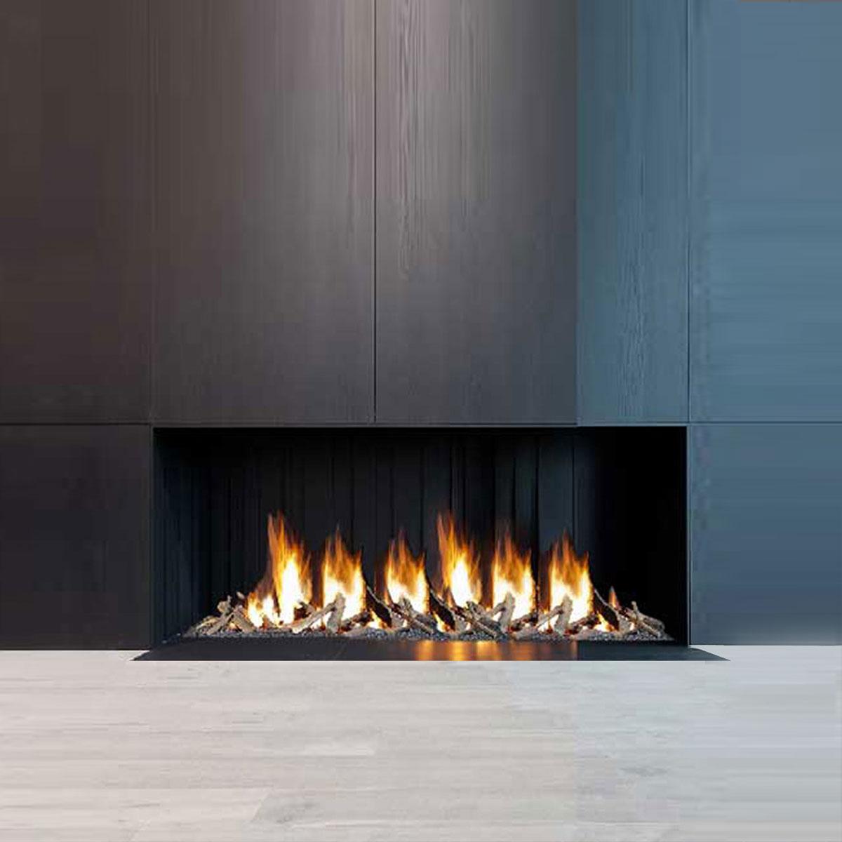 Open Firebox 100 Cm
