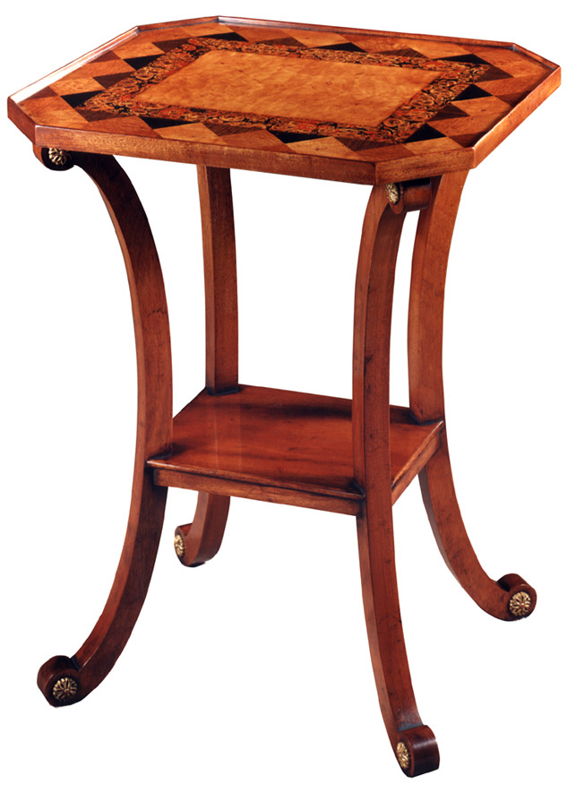Regency Occasional Table.