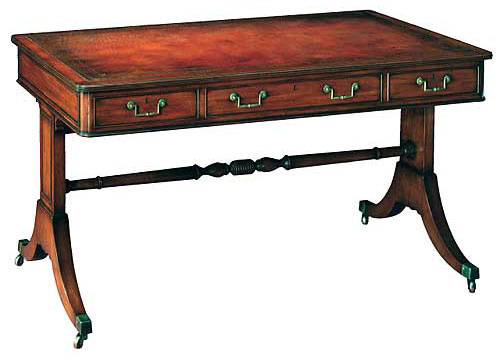 Regency Style Writing Table.