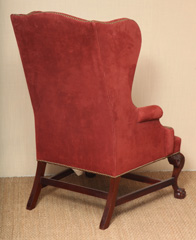 WU-306L Wing Chair - Back