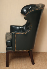 WU-307 Porter Wing Chair - Side