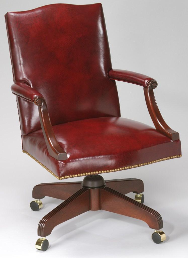 Director's Swivel Desk Chair