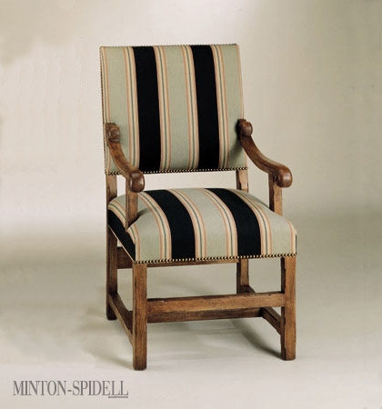 Rouleau Dining Arm Chair