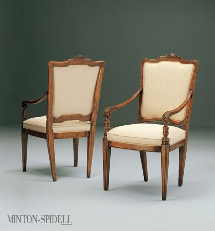 Rizzoli Dining Arm Chair