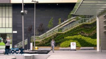 Westfield Stepped Planters