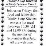 trinity soup kitchen