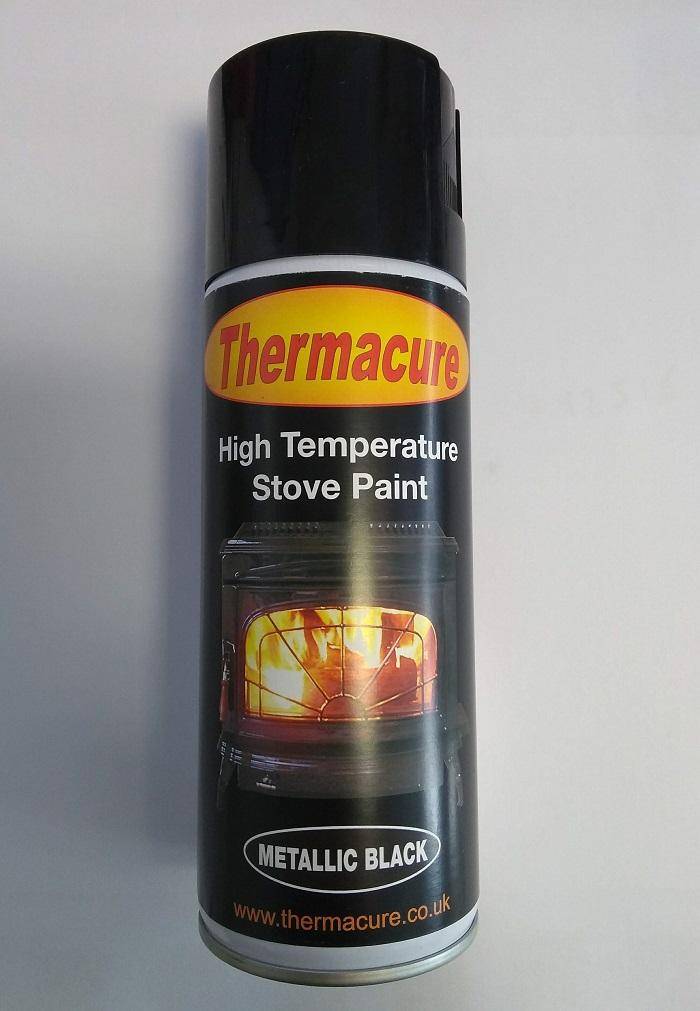 Metallic Black Stove Paint Stove Paint High Temperature